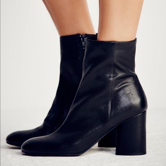 e44d3fa5a376a Free People Shoes   Black Booties   Poshmark